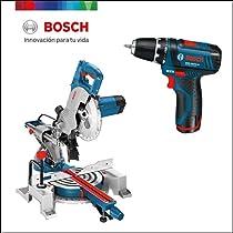 Hasta -30% en herramientas Bosch Professional