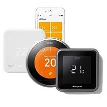 Hasta -40% en termostatos inteligentes y climatización
