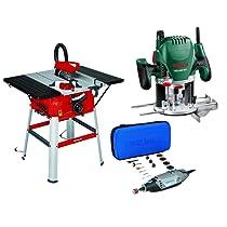 Hasta -40% en herramientas eléctricas Bosch, Black+Decker, Einhell y más