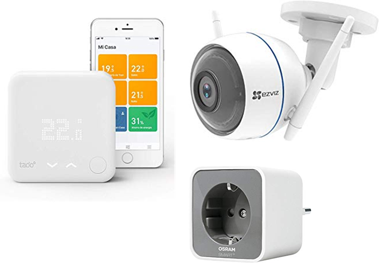 Hasta -30% en productos Smart Home