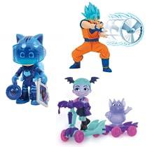 Hasta el -40% en juguetes de Bandai