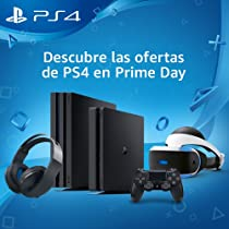 Ofertas PlayStation - Packs PS4