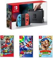 Nintendo Switch - Consola con juego