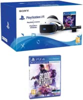 Pack PlayStation VR con Blood and Truth