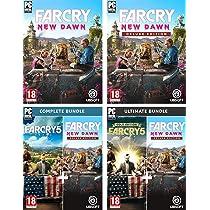 70% de descuento: Far Cry New Dawn - Games - codigo PC