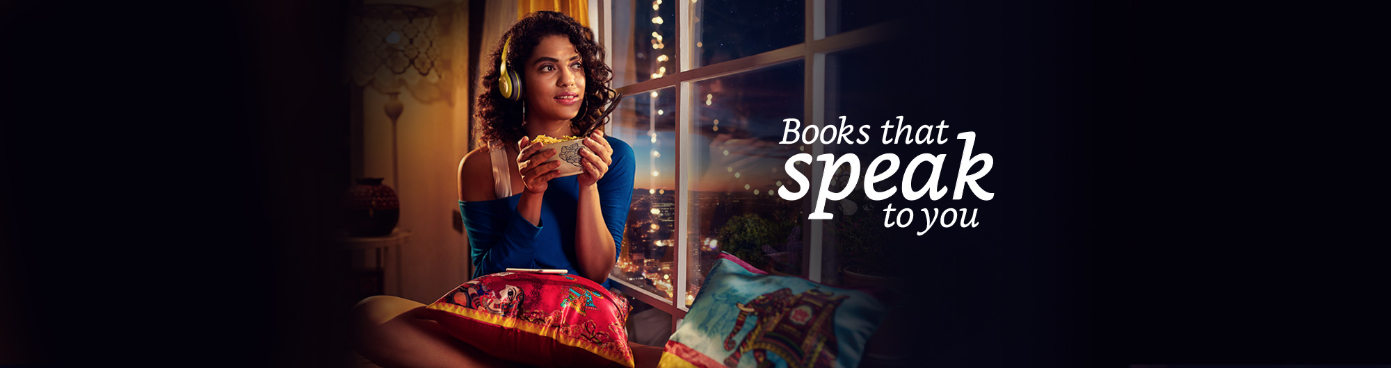 Audible, books that speak to you