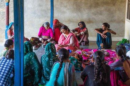 training support of women workshops