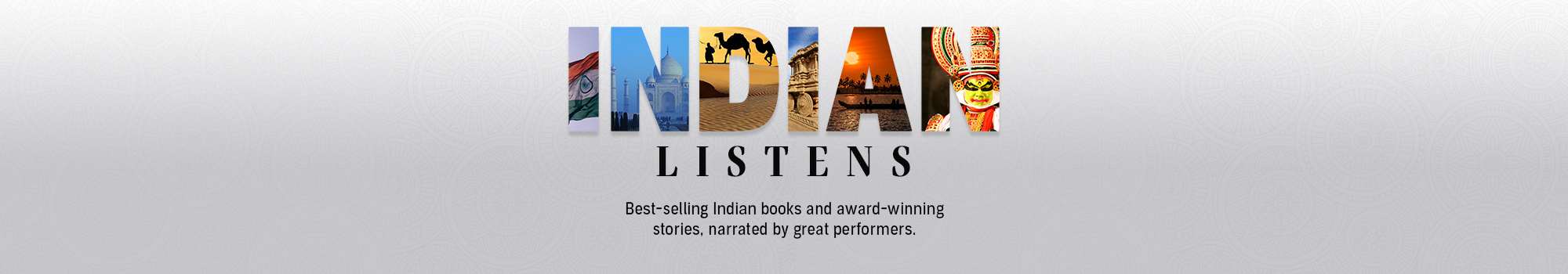 Indian Audiobooks | Audible in