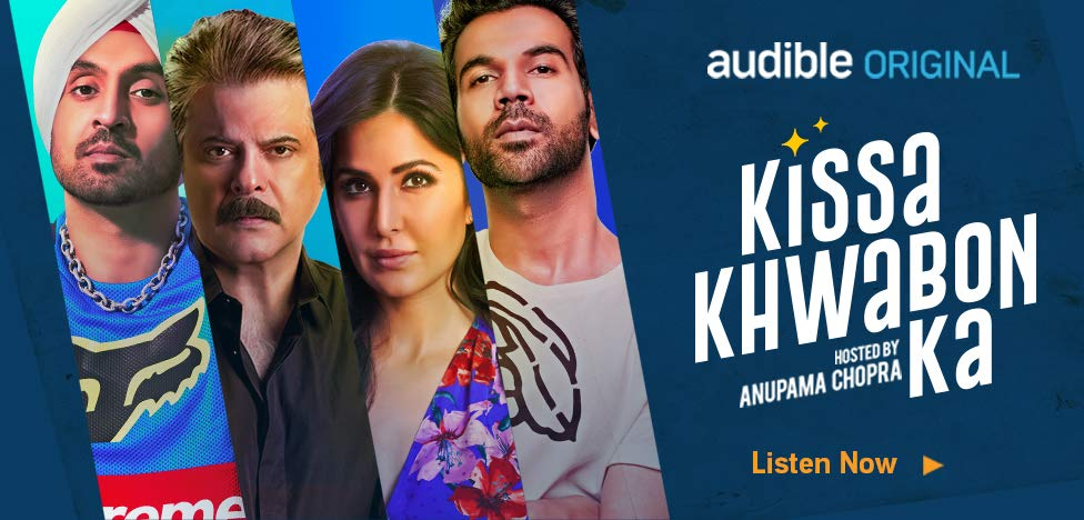Kissa Khwabon Ka, created and hosted by Anupama Chopra
