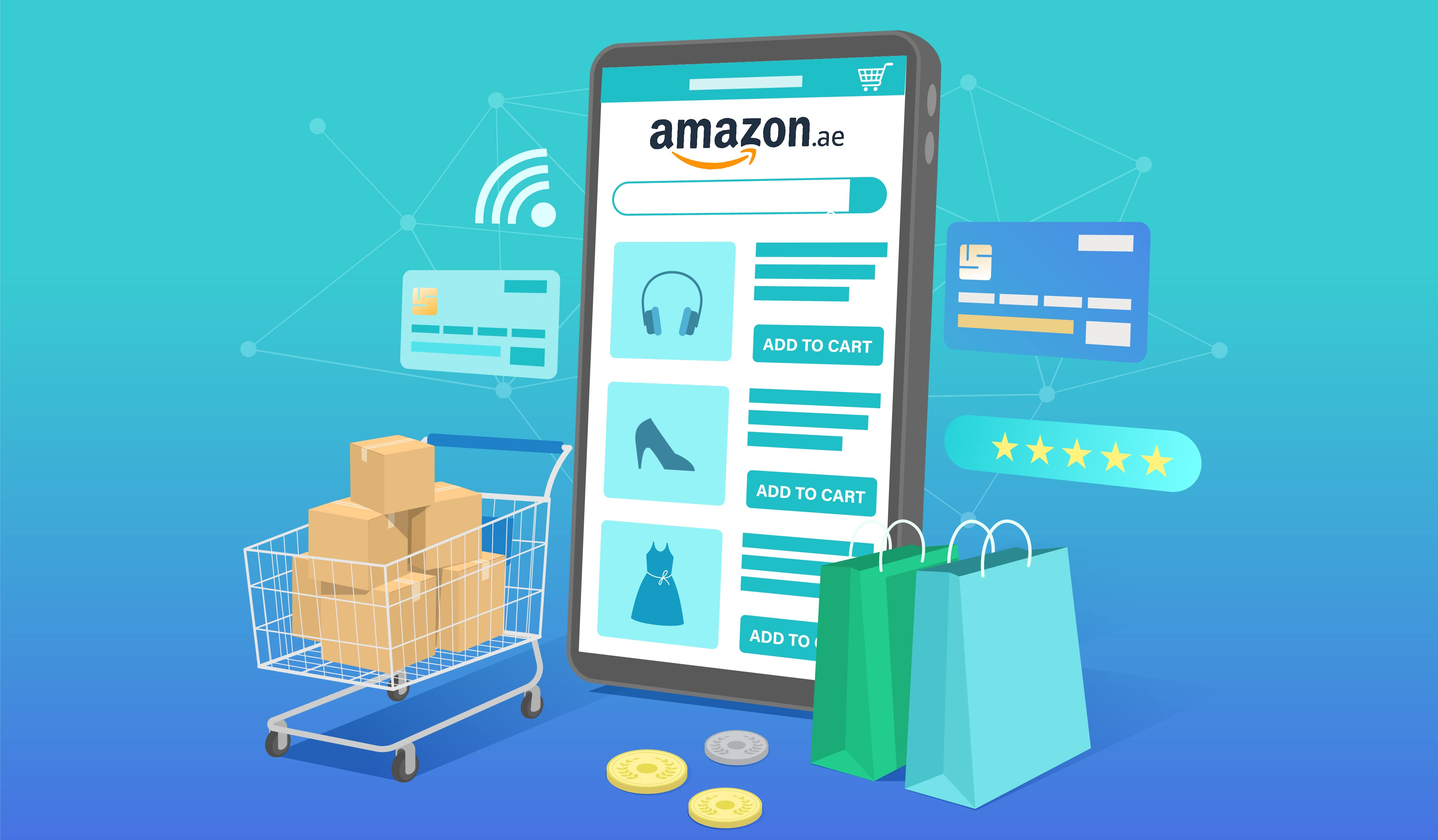 how to sell on Amazon uae