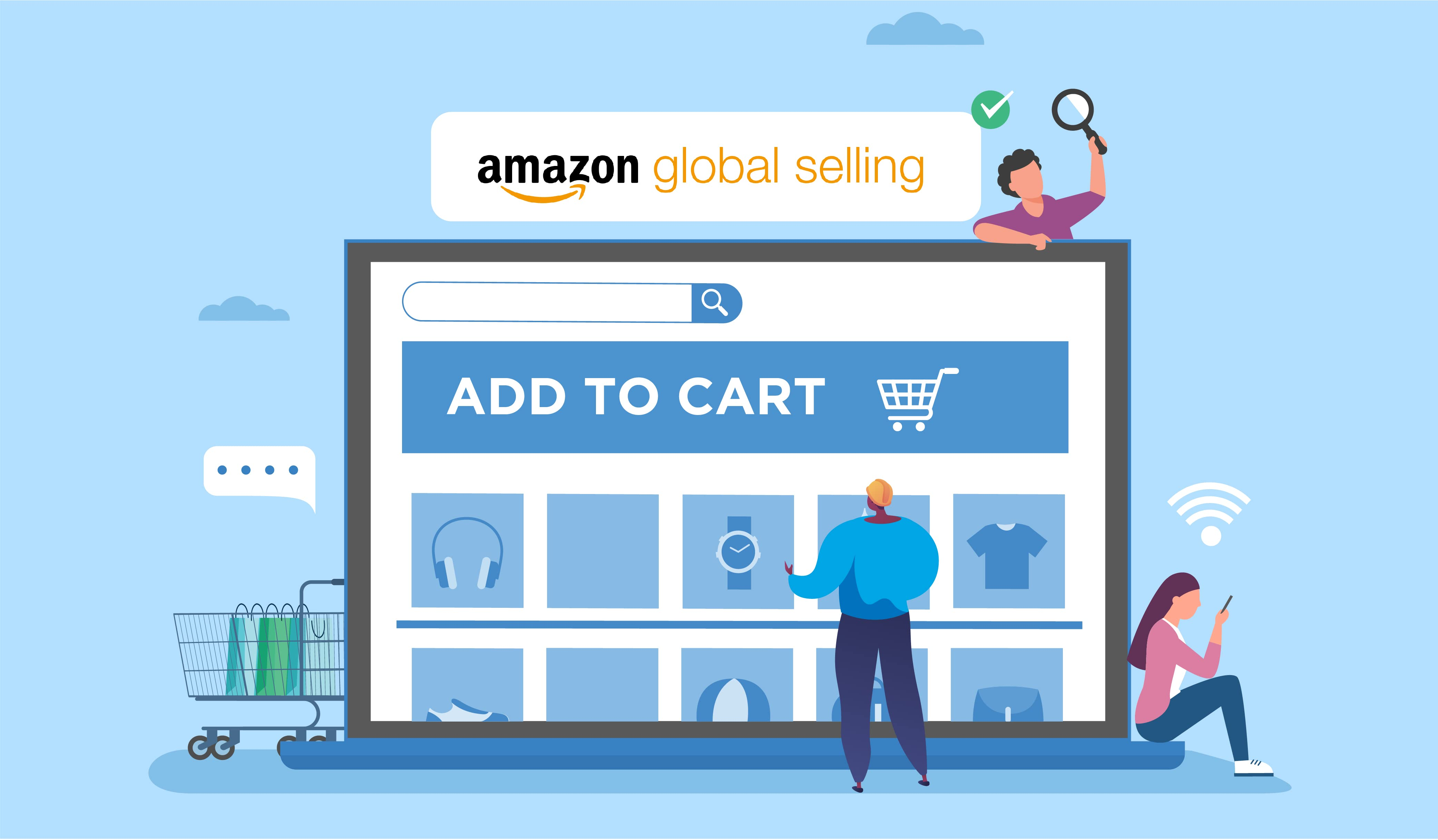 How to Start Selling Globally on Amazon