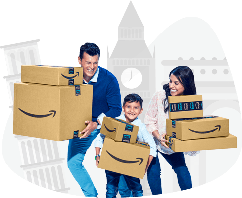 Sell in Europe with Amazon Global Selling