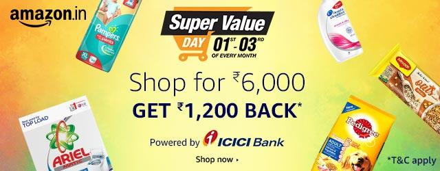 SUPER VALUE DAY IS BACK!