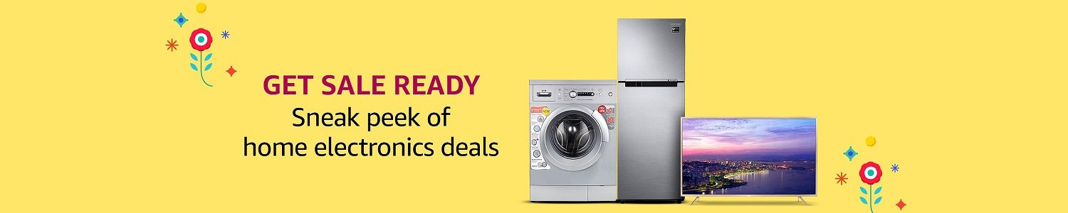 Deals on Home Electronics