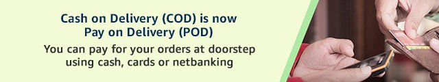 COD is now POD