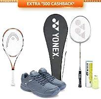Badminton and Racquet Sports | Yonex, Li-ning, Stag & more