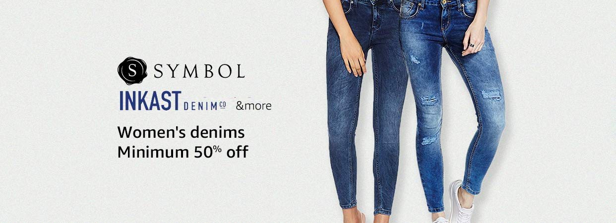 01801ae945d4f Jeans For Women: Buy Ladies Jeans online at best prices in India ...