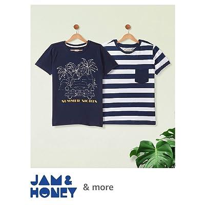 Boy's t-shirts & polos
