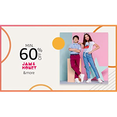 Kids Clothing Buy Kids Clothing Online At Best Prices In India Amazon In