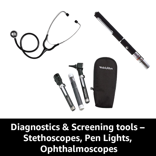 Sell Diagnostic and Screening Tools
