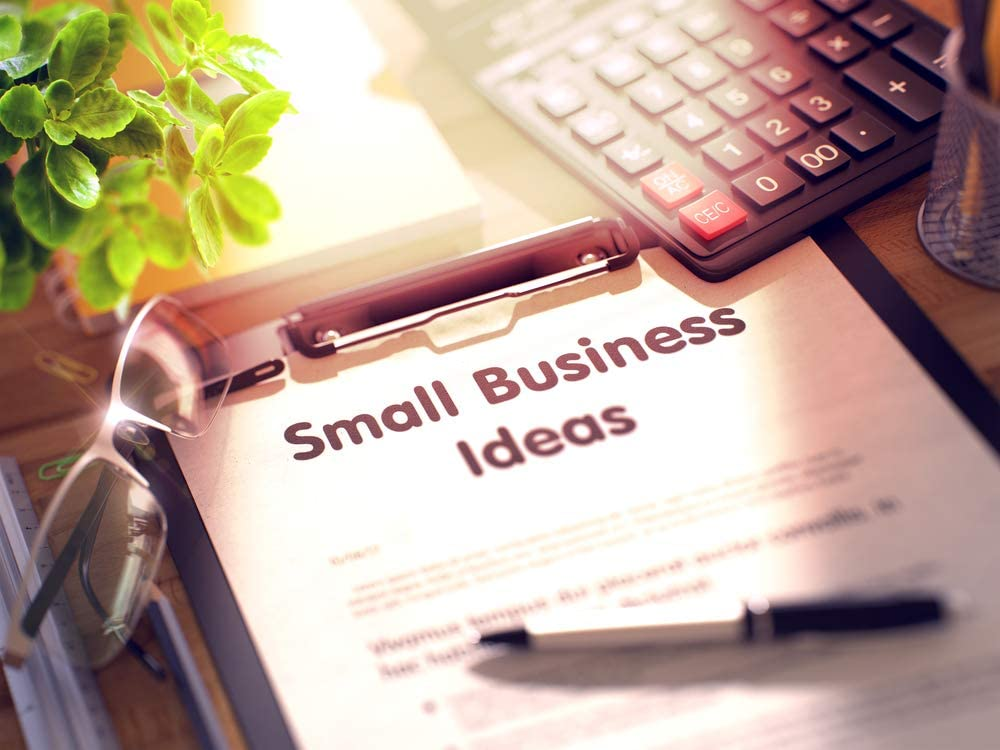 Small Business Ideas for ladies
