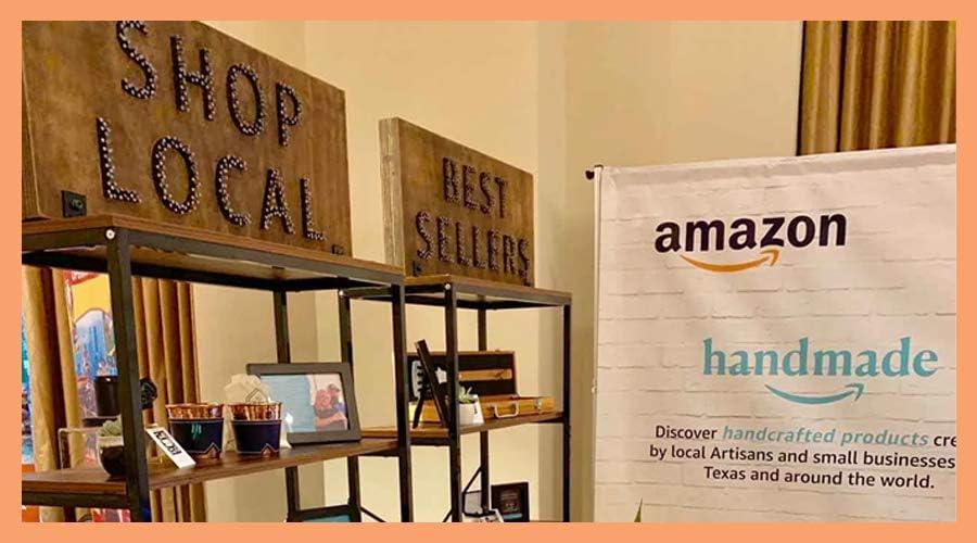Amazon Karigar marketing support