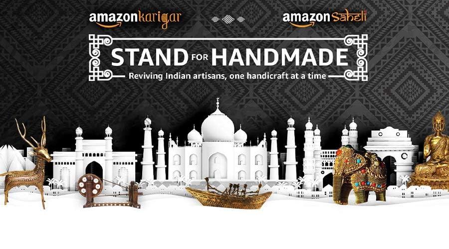 Amazon Karigar - stand for handmade