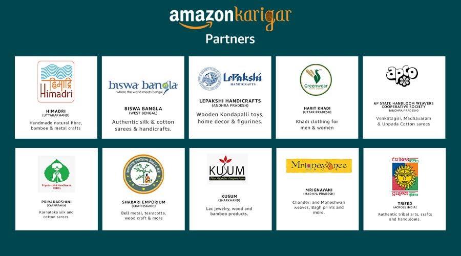 Amazon Karigar partners