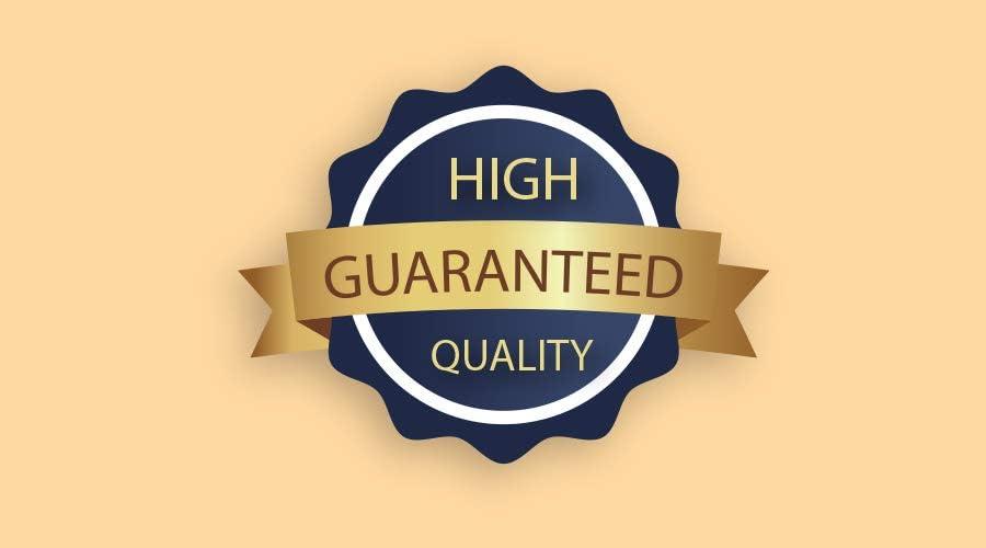 quality guarantee badge
