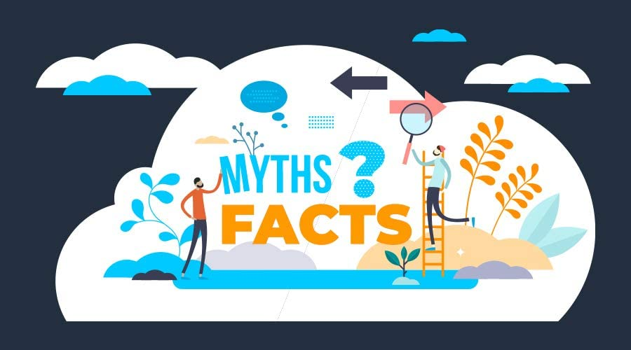 Myths vs facts for online selling