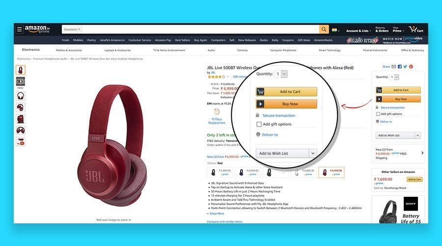 Local Shops on Amazon