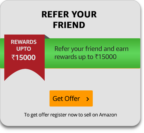Refer your Friend offer for Amazon Sellers