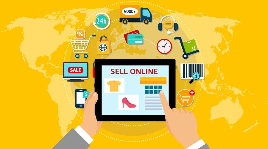 why sell online in the wild world of online selling