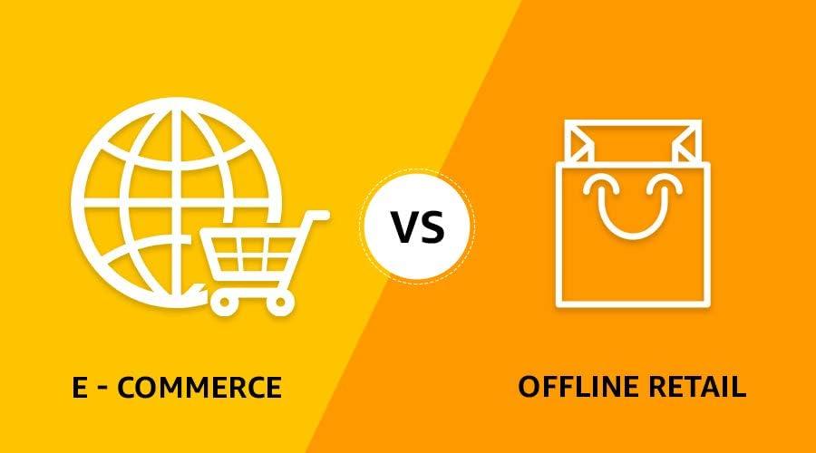 eCommerce VS Offline Retail