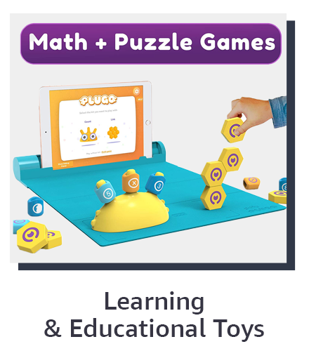 Ride Learning & Educational Toys