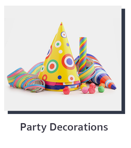 Buy Party Decorations