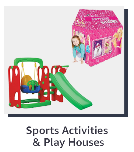 Sell Sports toys and Play houses