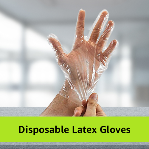 Sell Disposable Latex Gloves