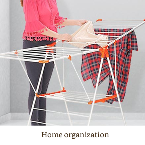 Sell Home organisation products online