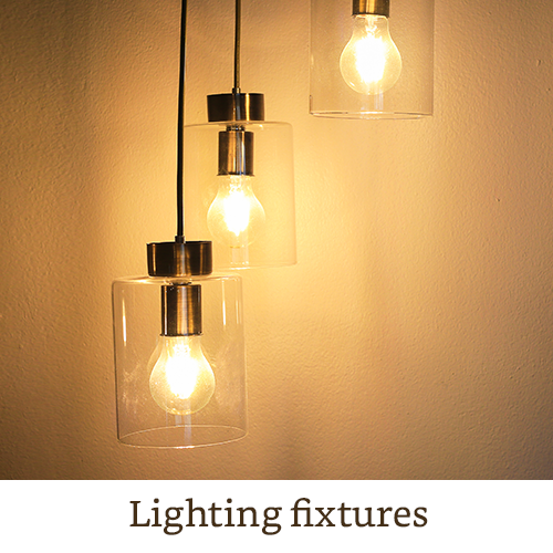 Sell Lighting Fixtures