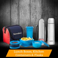 Sell lunch boxes, kitchen containers & flasks
