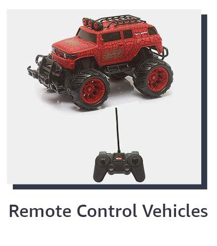 Buy Remote Control Vehicles
