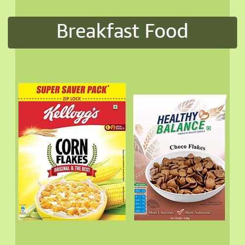 Sell Breakfast Food