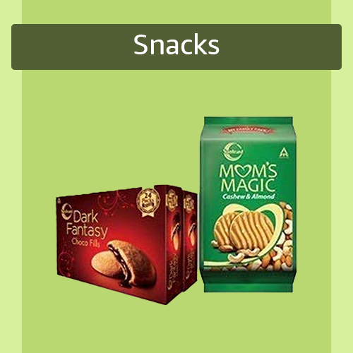 Sell Snacks online