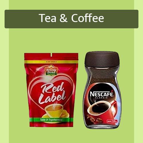 Sell Tea and Coffee