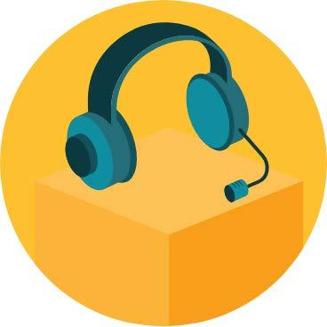 ABA Headphones Icon