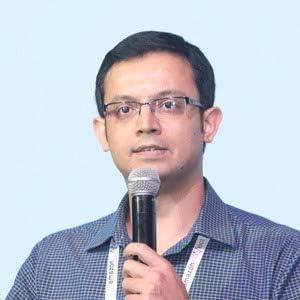 Event featured speaker - Kishore BiyaniRajarshi Guin