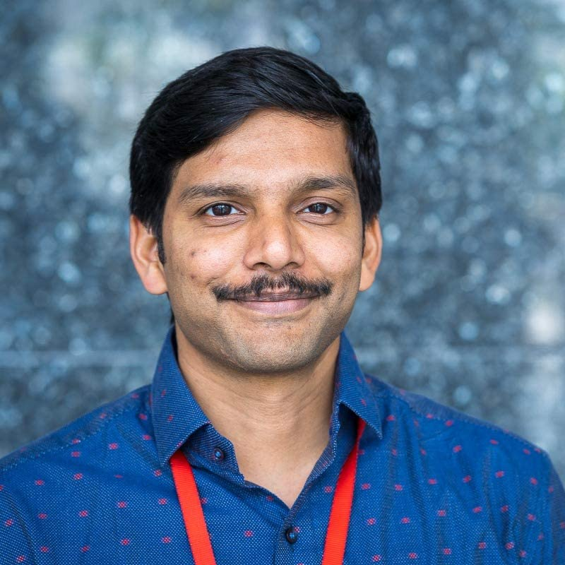 Event featured speaker - Vivek Somareddy