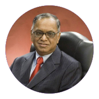 Event featured speaker - NR Narayana Murthy