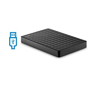 Seagate Expansion 1 5tb Usb 3 0 Portable 2 5 Inch External